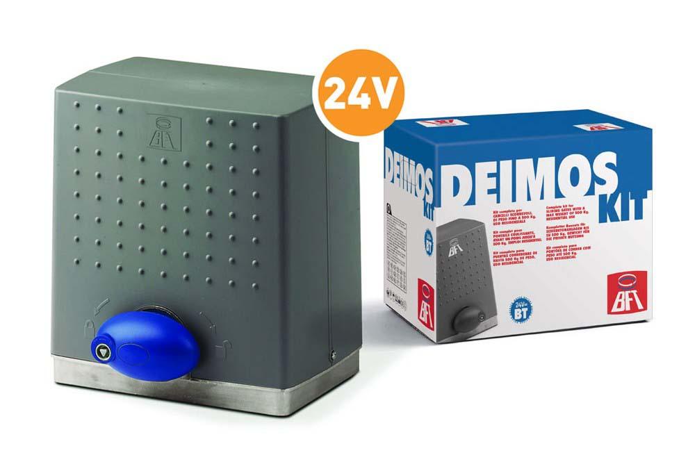 bft deimos bt gate openers kit ul csa 120v 60hz 433mhz. Black Bedroom Furniture Sets. Home Design Ideas