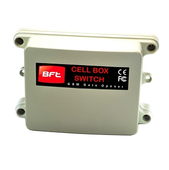 GSM Gate Openers BFT CELL SWITCH PRIME
