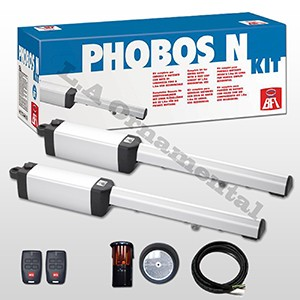 BFT Phobos BT L Kit Double Handles Gates 550lbs 16.5'
